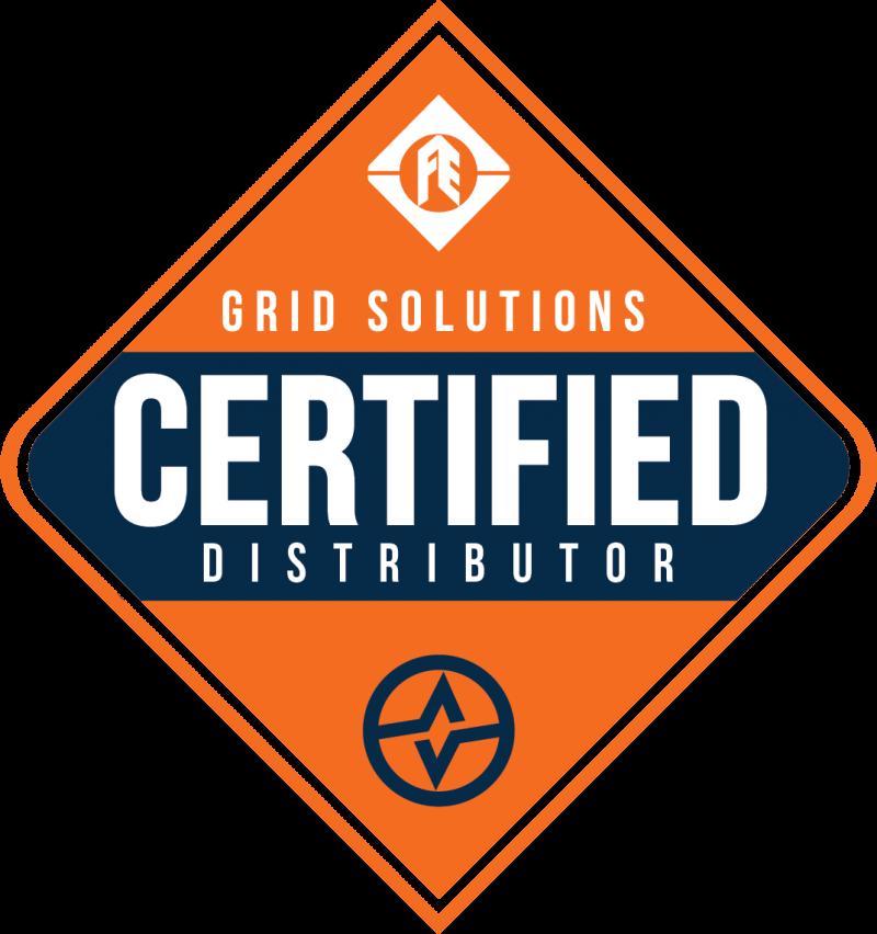 Grid Solution Certified Distributor